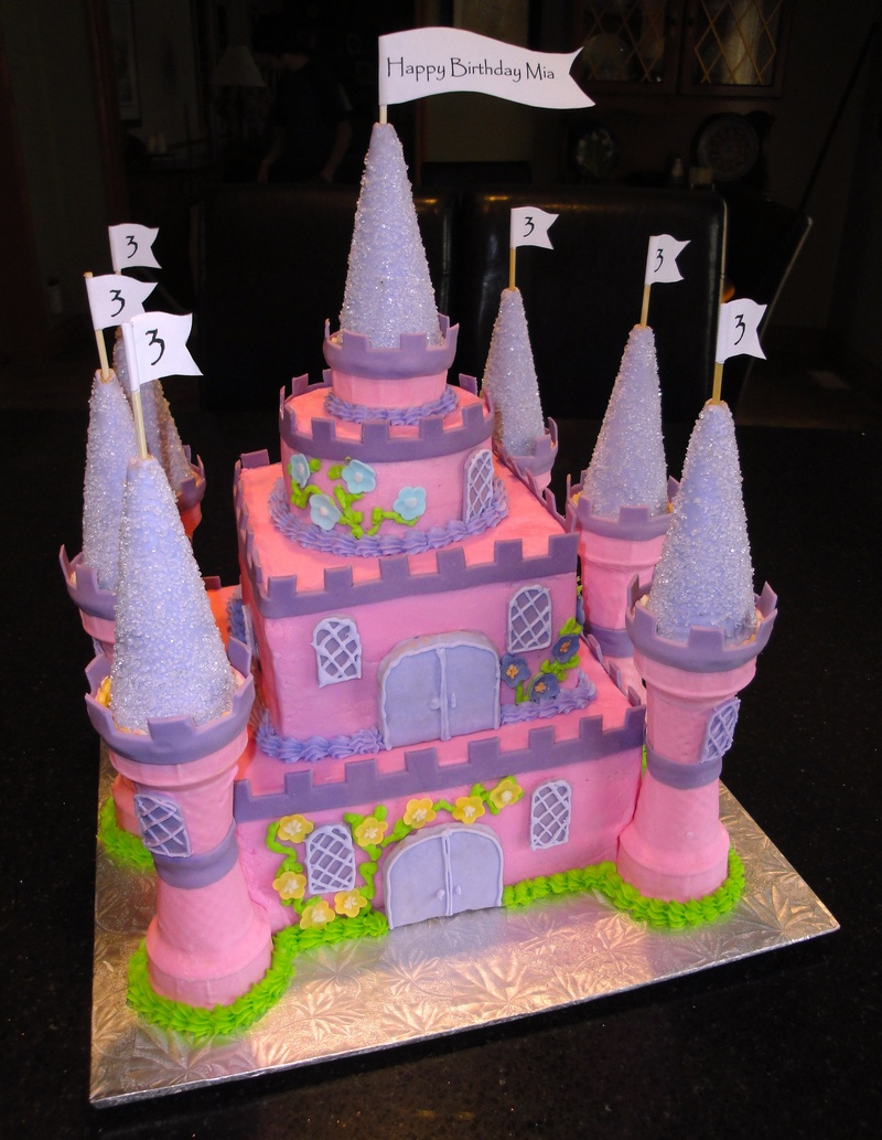 Princess Castle for Mia