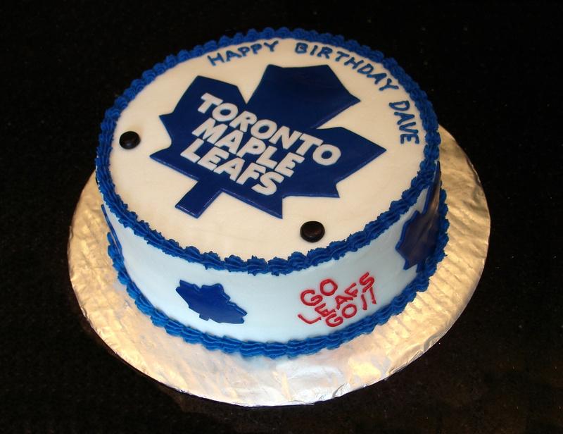 Toronto Maple Leafs Theme Birthday