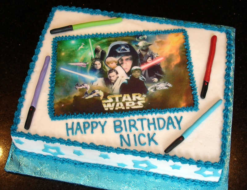 Star Wars Theme Birthday