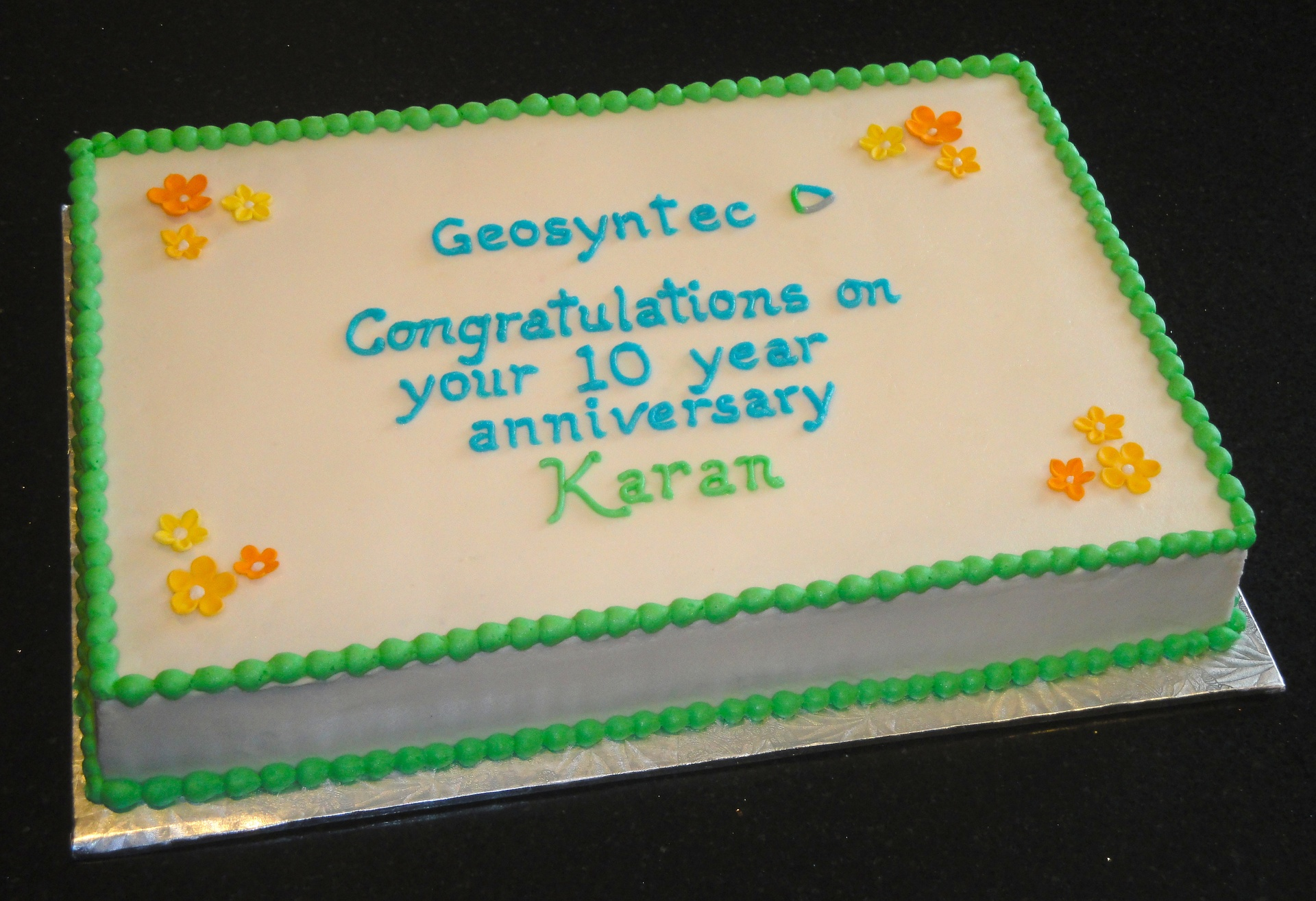 Celebrating 10 Years a Geosyntec