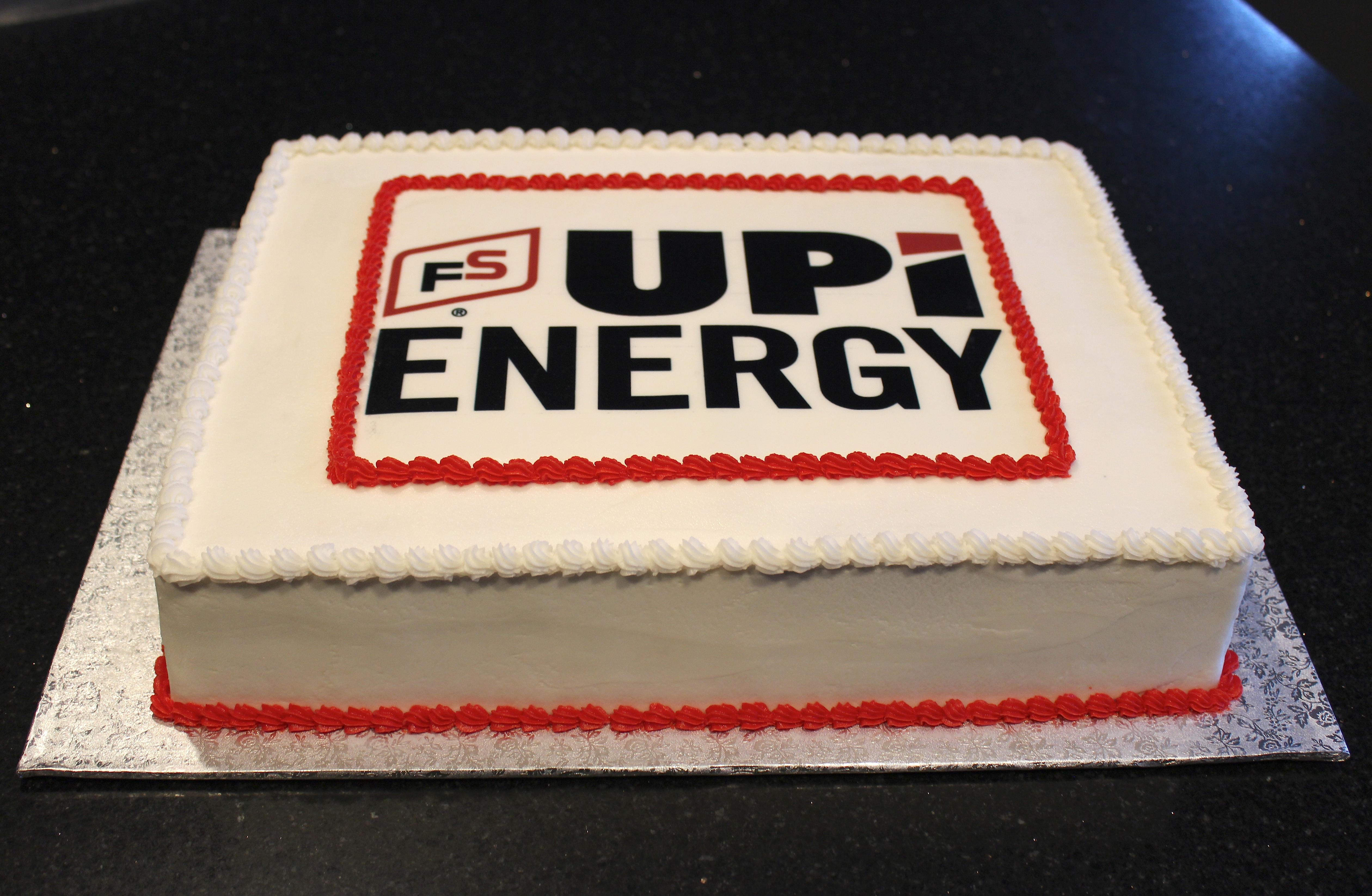 UPI Energy Corporate Celebration Cake