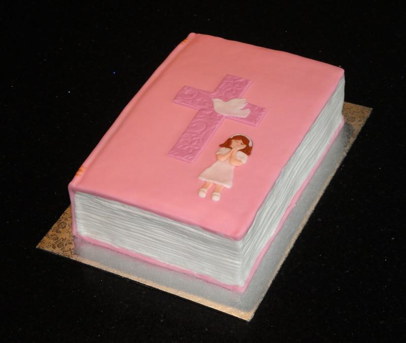First Communion 3D Bible