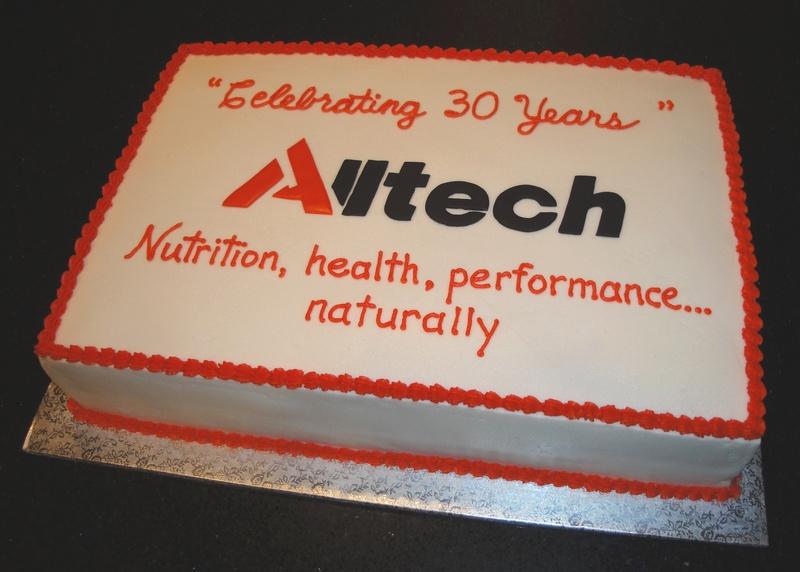 Alltech  30th Anniversary