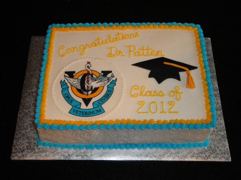 OVC Graduation Cake