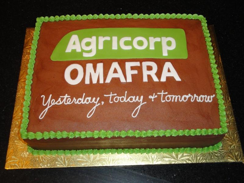 OMAFRA Corporate Cake