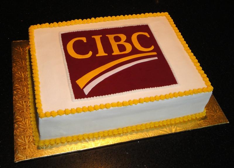 Bank opening Celebration cakes