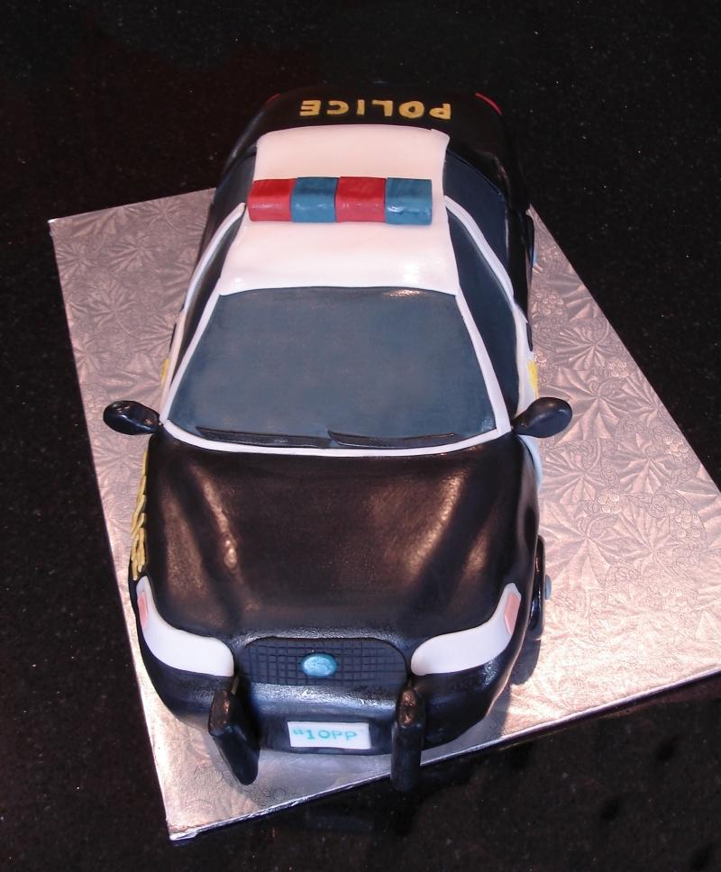 OPP Cruiser - Congratulations 3D Cake