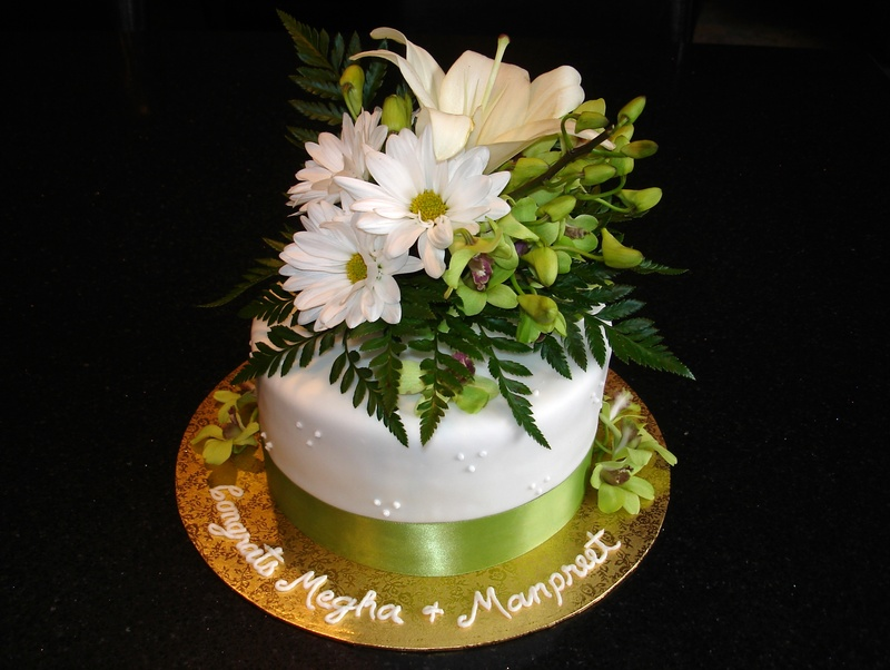 Wedding Engagement Cake