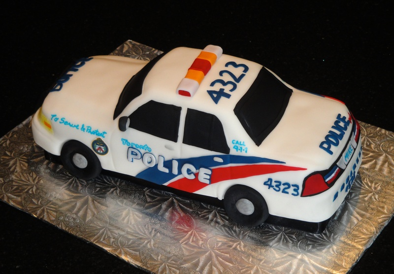 Cake Decorations For Police Cake : Photo Galleries
