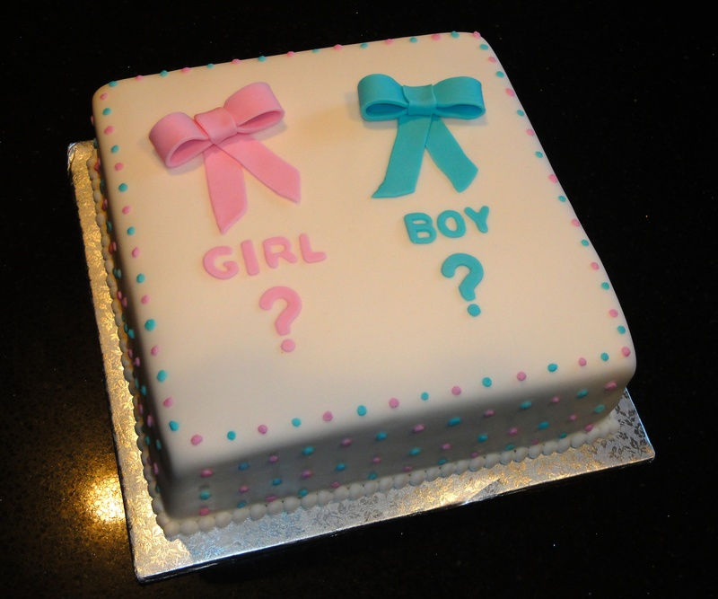 Baby Shower - Girl or Boy Surprise