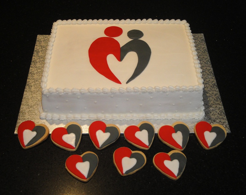 Heart Gallery of Canada Event Cake & Cookies