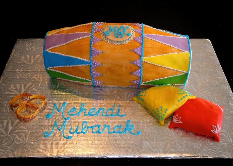 Dholki Cake